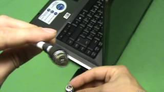 8 Подключение ТВ Тюнера к ноутбуку