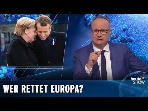 Europas Rechtspopulisten wollen die EU zerstören | heute-show vom 23.11.2018