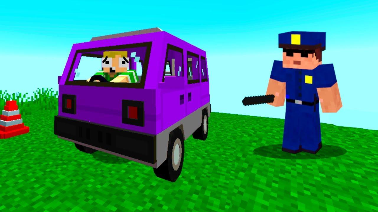 Download Jeg Tager KØREKORT I Minecraft!