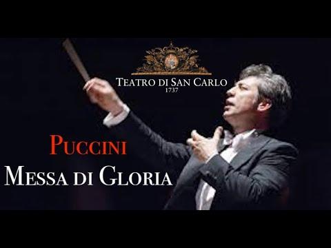 Puccini - Messa di Gloria - Teatro San Carlo - 2012