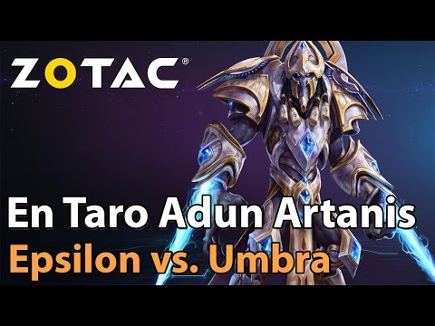► Heroes of the Storm Pro Gameplay: Epsilon vs. Umbra - ZOTAC Monthly Final