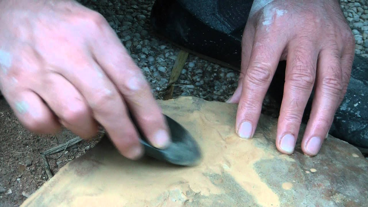 how to make a stone axe