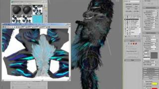 Making Of - Fur - Why Does A Raven Look Like A Writing Desk On Vimeo.mp4