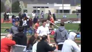 Muhlenberg Track & Field 2015 - hosting conference championships
