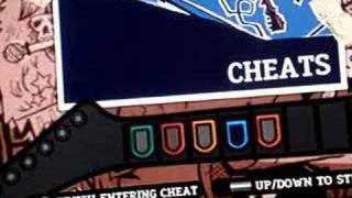 GH3 - Cheat - All Songs