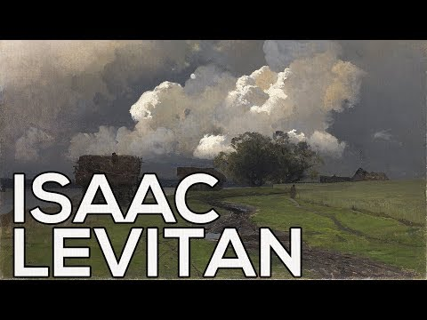 Isaac Levitan: A Collection Of 437 Paintings (HD)