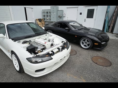 MY RARE JDM PARTS COLLECTION?!!
