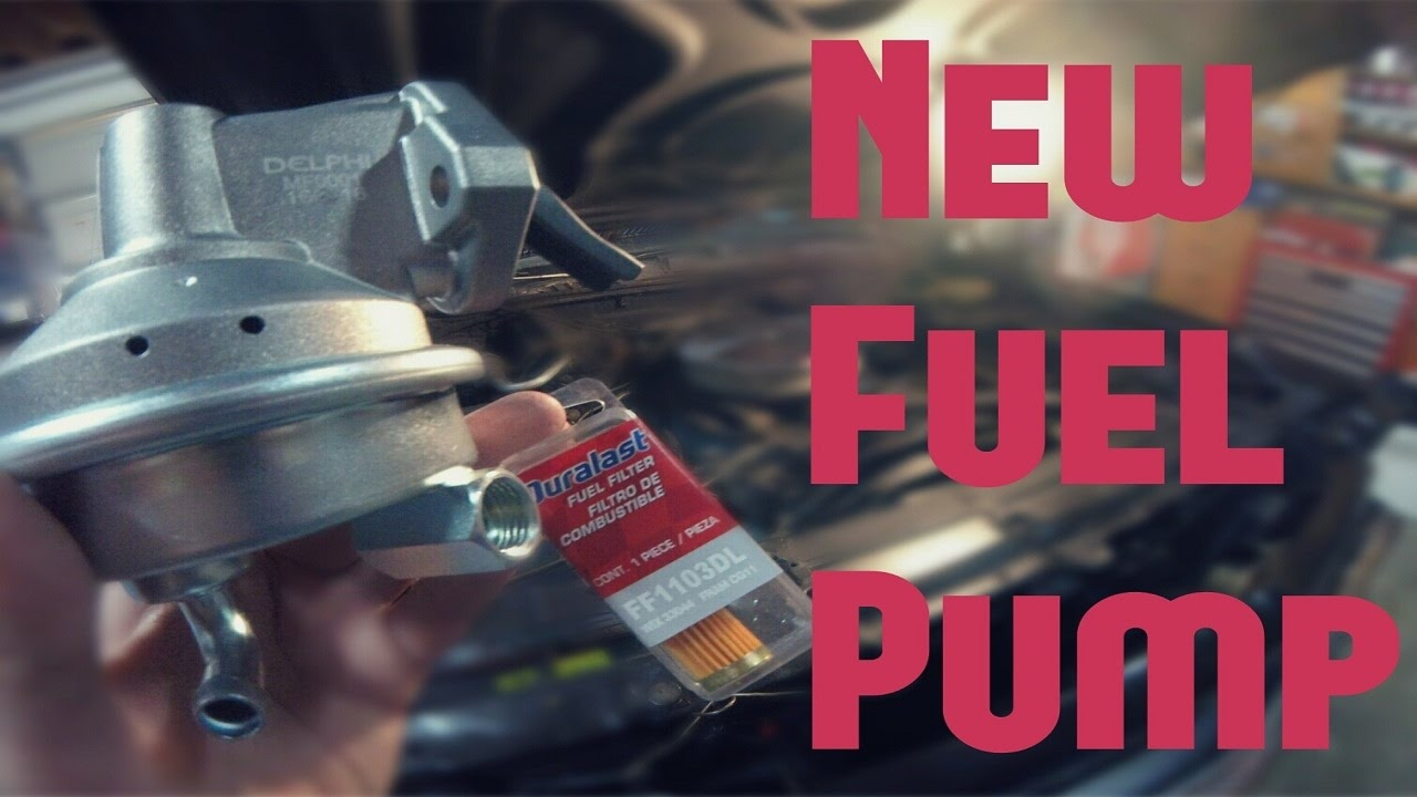 chevy 350 fuel pump poland garage youtube chevy 350 fuel pump poland garage [ 1280 x 720 Pixel ]