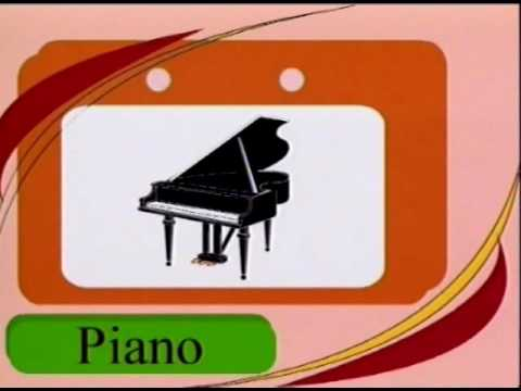WORD POWER (LEARN ENGLISH WORDS) - MUSICAL INSTRUMENTS
