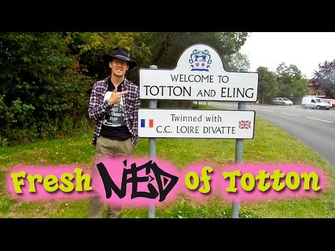 Rapper NED - Fresh Ned Of Totton