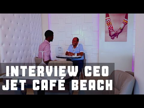 Interview avec le CEO du Restaurant Jet Café Beach Dakar