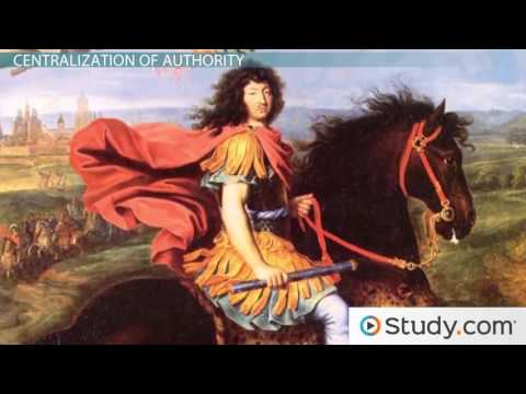 The Reign of Louis XIV: introduction