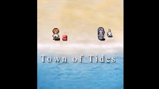 Another VN Games! | Town of Tides Full Walkthrough