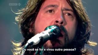 Foo Fighters - Best Of You - Live Earth Festival (Tradução/Legendado)