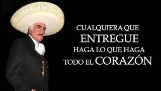 Vicente Fernández - Un Hombre Con Suerte