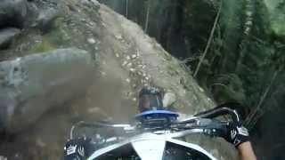 Dirt Bike Poplar Gulch Trail St. Elmo Colorado