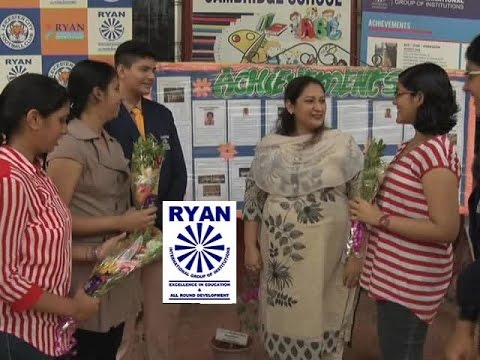 Interview of 10th Topper Students from Cambridge school kandivali, Mumbai 2015