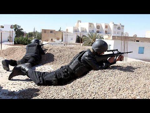 Tunus'un Sınırındaki çatışmada ölü Sayısı Yükseldi