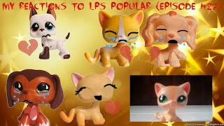 My Reactions to Littlest Pet Shop: Popular {Episode #27)