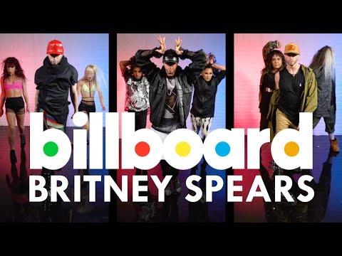 Billboard Feature - Britney Spears | Brian Friedman Choreography