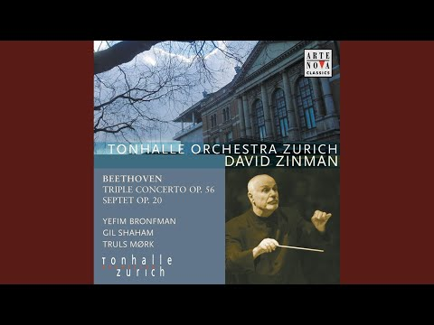 Triple Concerto for Piano, Violin, Violoncello and Orchestra in C Major, Op. 56: III. Rondo:...