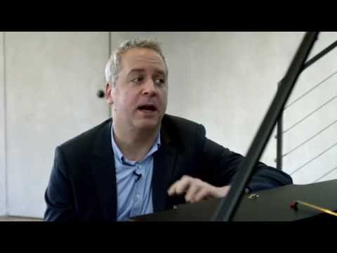 Jeremy Denk - Living the Classical Life:  Episode 35