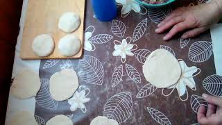 Домашние пирожки на скорую руку