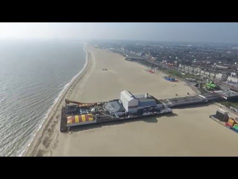 Great Yarmouth Waterways/Britannia Pier & Joyland. April 2nd 2016