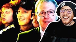 Unge REAGIERT auf CALL mit Monte, Tanzi, Rewi & Axel Voss! | #ungeklickt