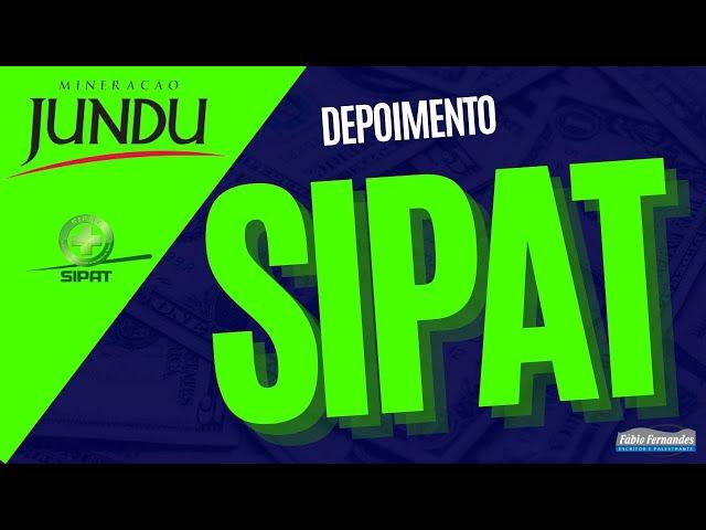 Palestra Motivacional SIPAT | Palestrante Fabio Fernandes