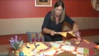 Aprenda como fazer um lindo avental – Prof Marta Faria