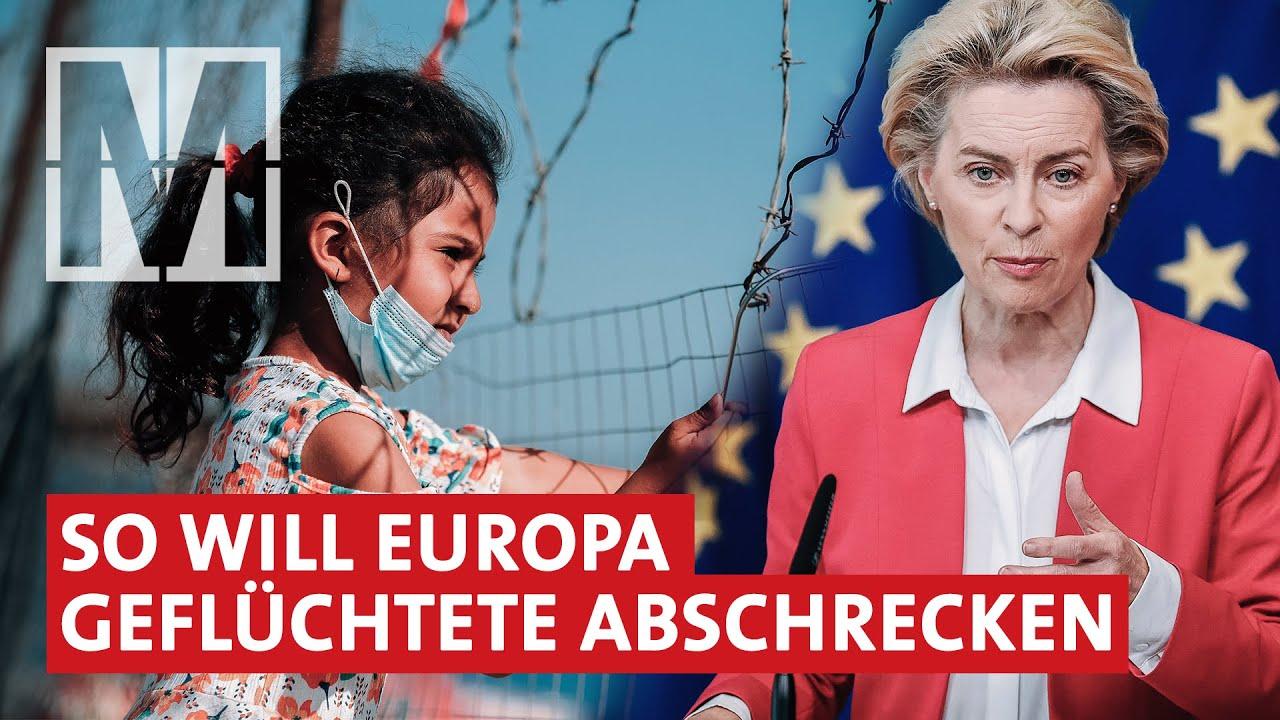 EU-Migrationspakt: Unrecht als Gesetz?