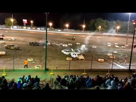 9/1/17 Sycamore Speedway - Spectator Demolition Derby