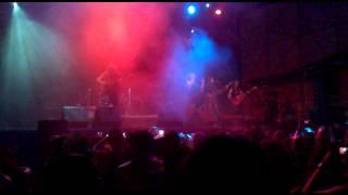 Banzai - crimen sin  castigo - LEYENDAS DEL ROCK 2012