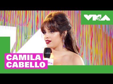 Camila Cabello on VMA Nerves & Best New Artist Nomination | 2018 MTV Video Music Awards Pre-Show