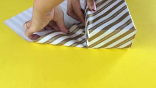 基本の斜め包みの方法 thumbnail