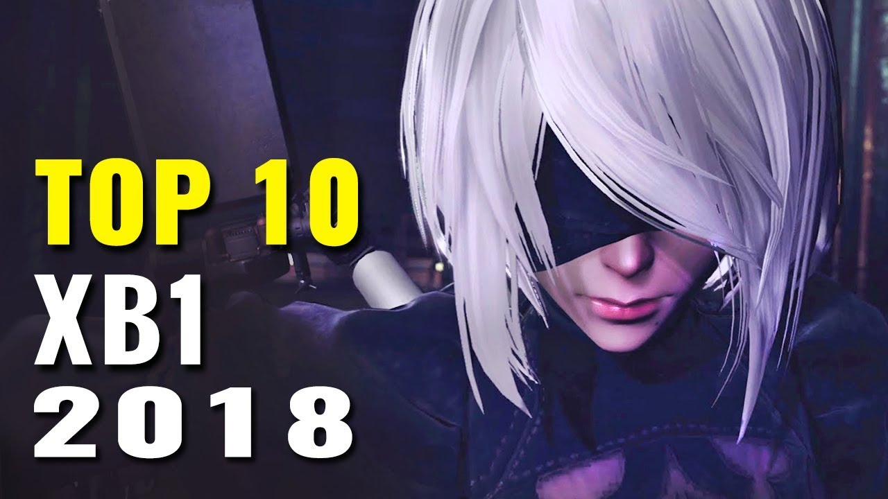 Top 10 Xbox One Games Of 2018 So Far Youtube