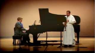 Fantasiestücke, Op. 73 - II. Lebhaft, leicht - Schumann, Robert (1810-1856)
