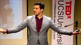Educate For Life, Not For Work | AJ Minai | TEDxUCSIUniversity