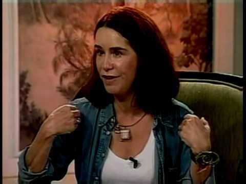 Lucélia Santos no Programa Marcia Peltier Parte 5