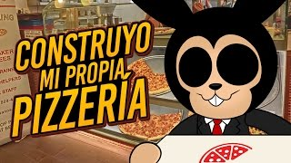 ROBLOX: I BUILD MY OWN PIZZERIA 🍕Pizza Tycoon! 2 PLAYER!