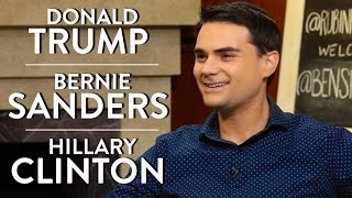 On Donald Trump, Bernie Sanders, and Hillary Clinton (Pt. 1) | Ben Shapiro | POLITICS | Rubin Report