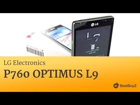 Review: LG P760 OPTIMUS L9   BestBoyZ