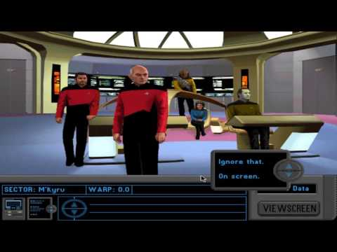 Star Trek: The Next Generation - A Final Unity Research