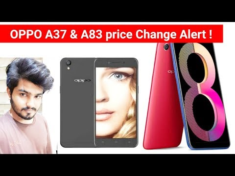 Oppo A37 & Oppo A83 price Change Alert !