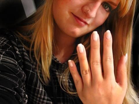 [Nageldesign] French Nails U00e0 La Collchen14 - YouTube