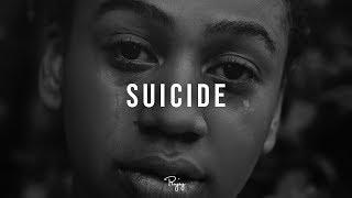 """Suicide"" - Emotional Trap Beat | R&B Rap Hip Hop Instrumental Music 2019 | KM Beats #Instrumentals"