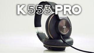 AKG K553 Pro | Excellent Reference Studio Headphones