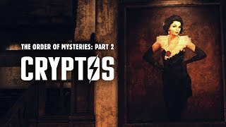 The Order of Mysteries Part 2 - Cryptos and the Path to Seeker - Fallout 76 Lore