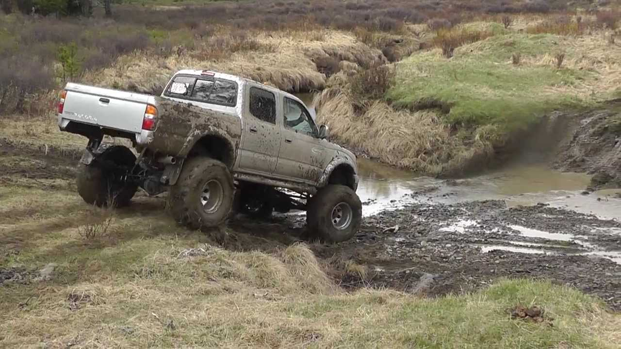4x4 Action Toyota Tacoma Solid Axle